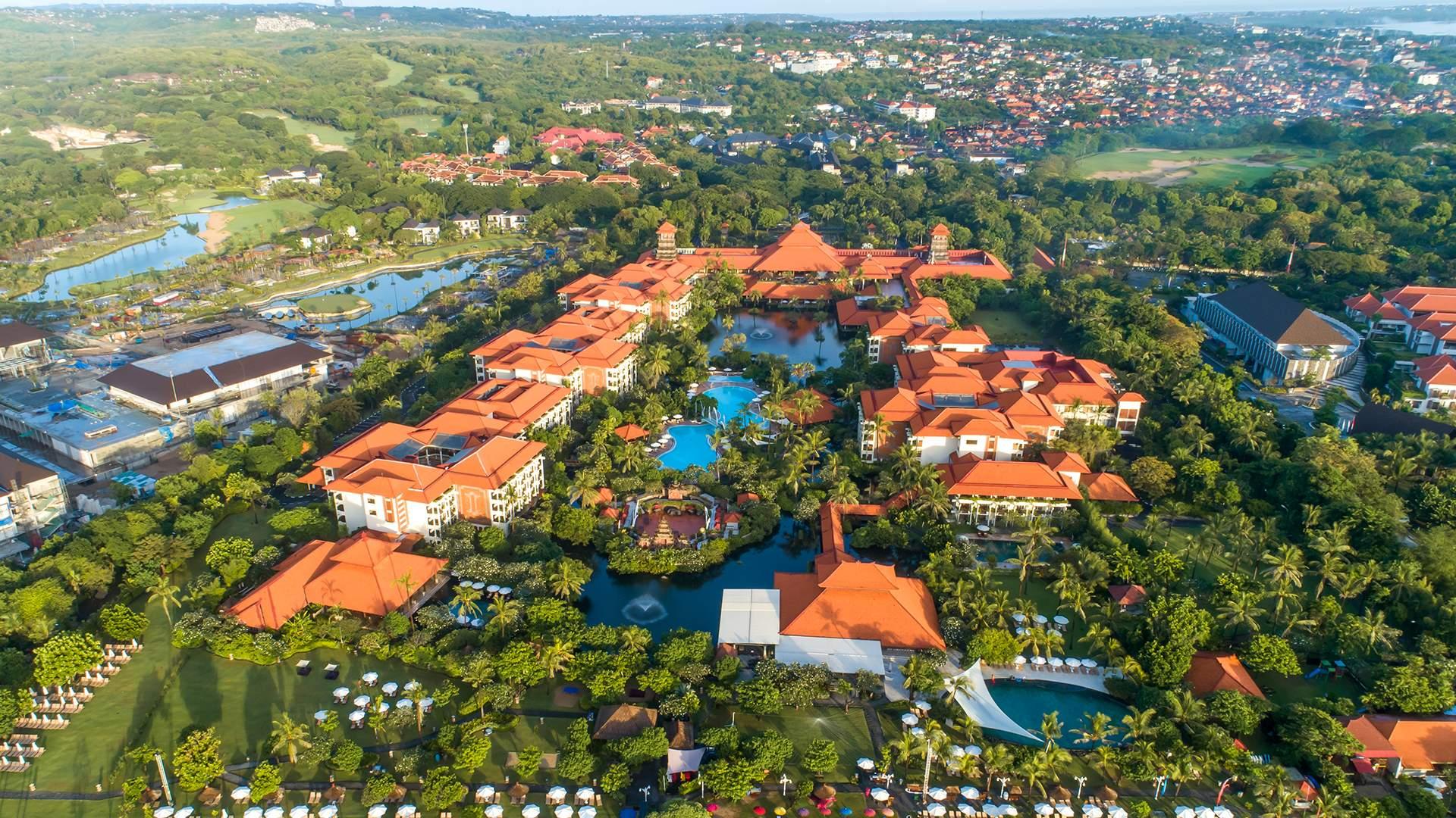 Ayodya Resort Nusa Dua – Bali